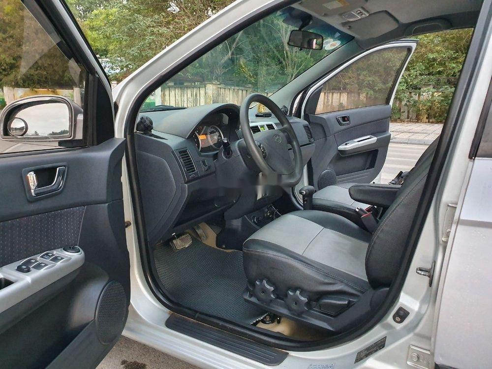 Bán Hyundai Click năm sản xuất 2008, màu bạc, nhập khẩu Hàn Quốc   (12)