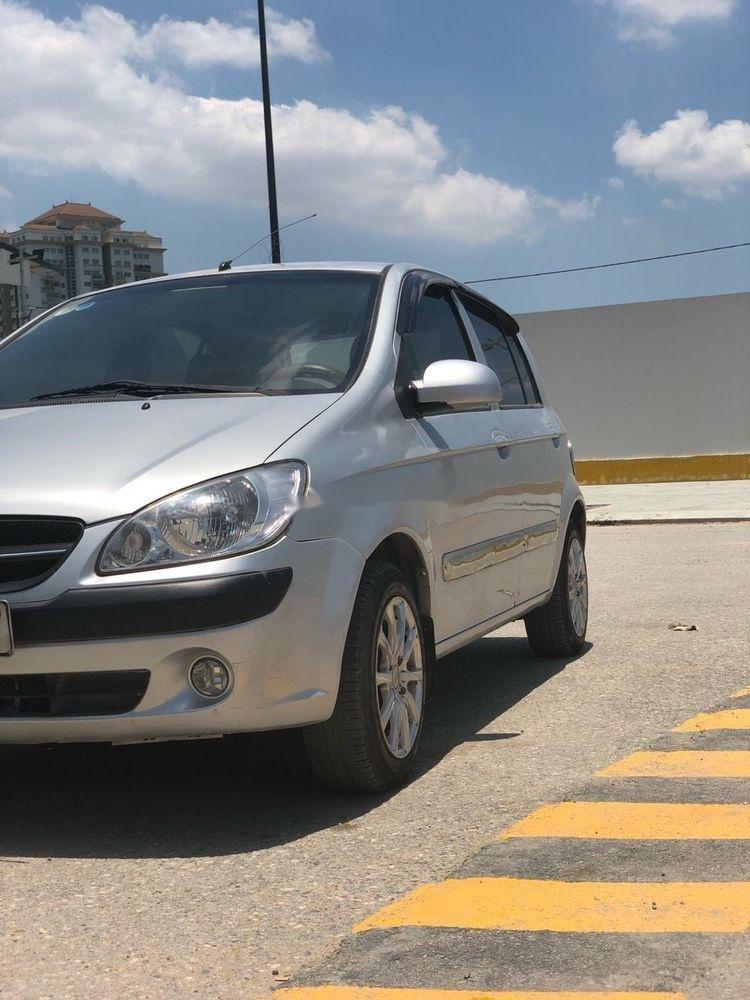 Bán Hyundai Getz năm sản xuất 2009, màu bạc, nhập khẩu, chính chủ (3)