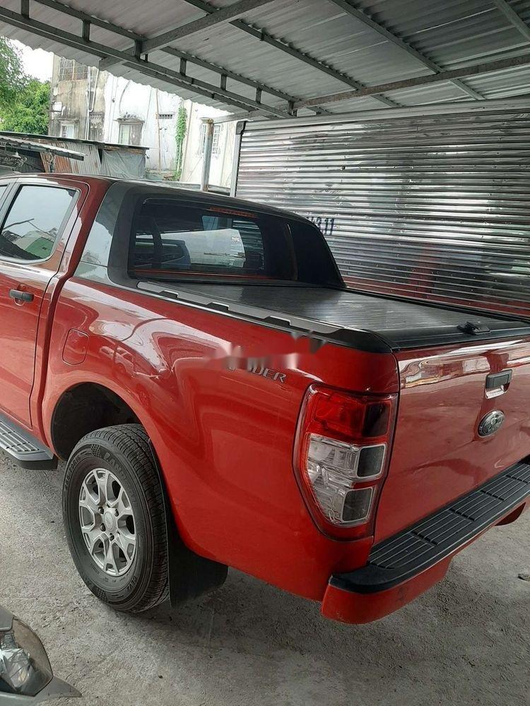 Bán Ford Ranger XLS AT năm 2016, màu đỏ, nhập khẩu (3)