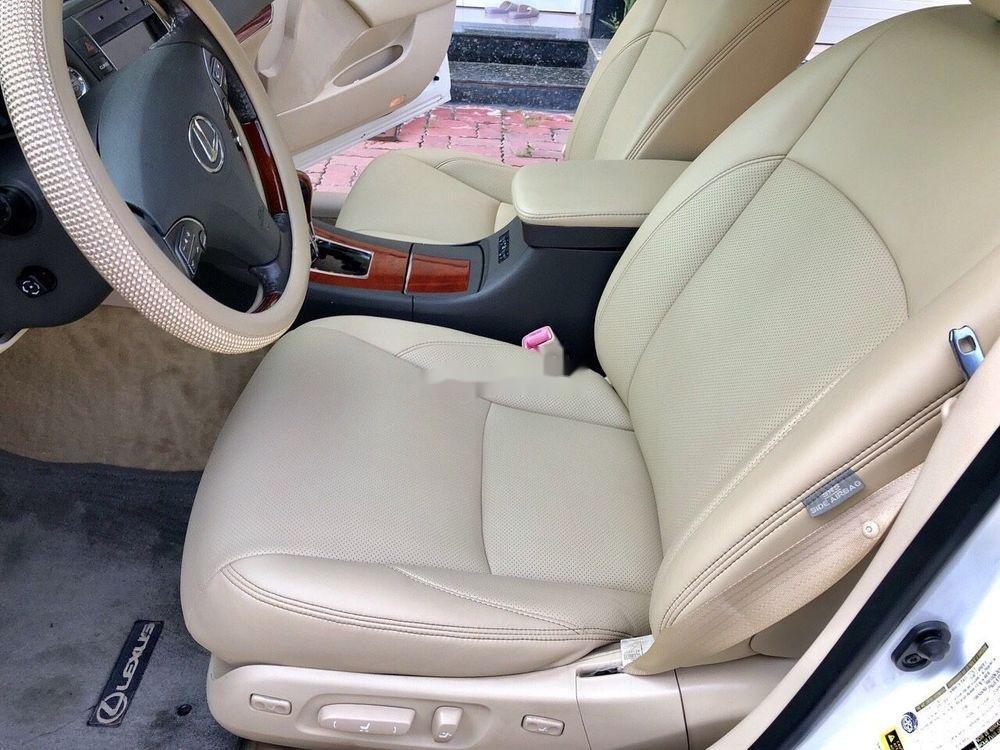 Bán Lexus ES đời 2010, màu trắng, nhập khẩu, giá chỉ 970 triệu (9)