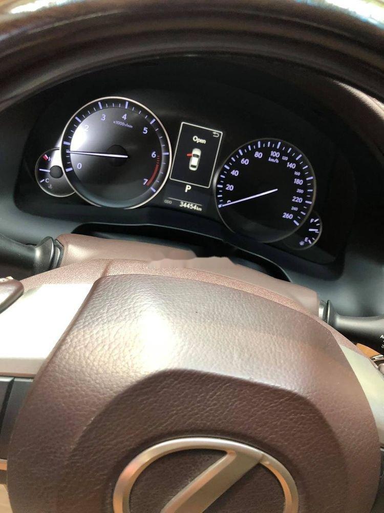 Bán Lexus ES 250 đời 2017, màu vàng, nhập khẩu (4)