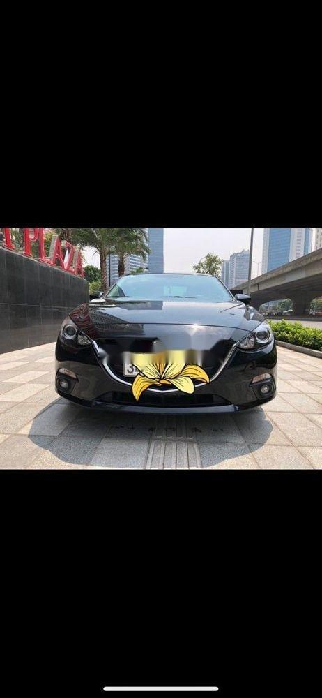 Bán Mazda 3 năm 2018, màu đen, giá tốt (1)