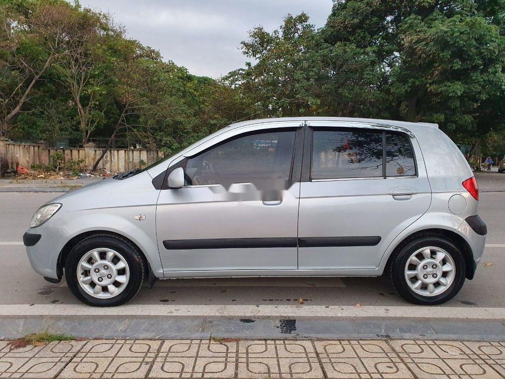 Bán Hyundai Click năm sản xuất 2008, màu bạc, nhập khẩu Hàn Quốc   (3)