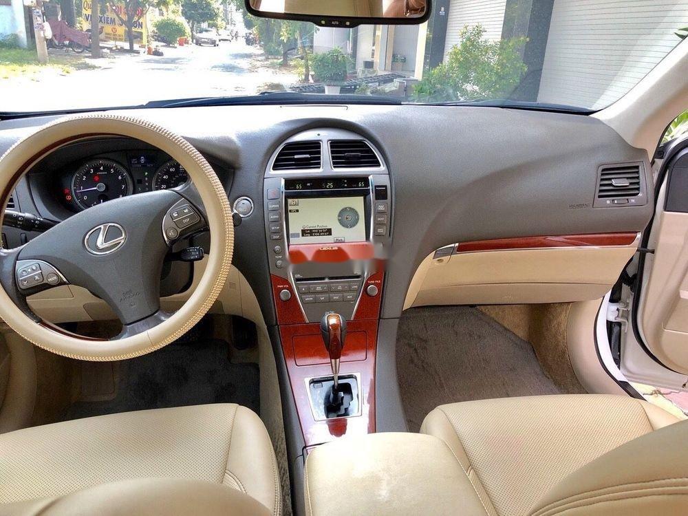 Bán Lexus ES đời 2010, màu trắng, nhập khẩu, giá chỉ 970 triệu (8)