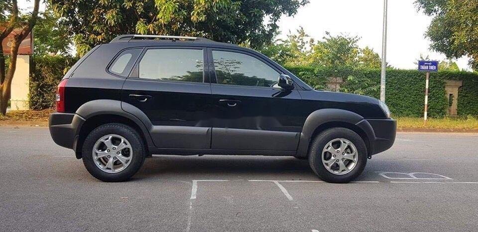 Bán Hyundai Tucson sản xuất năm 2009, màu đen, nhập khẩu Hàn Quốc   (8)