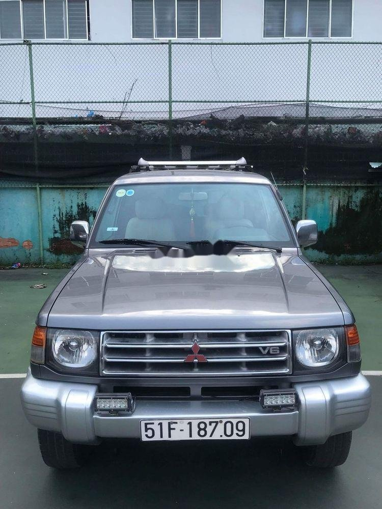 Bán Mitsubishi Pajero 2003, xe nhập xe gia đình (3)