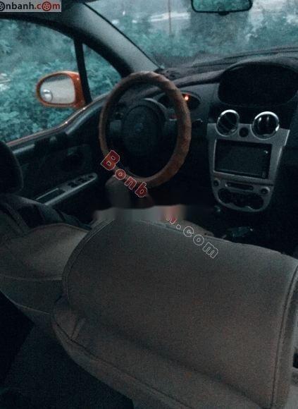 Bán ô tô Chevrolet Spark LT 0.8 MT đời 2010, màu đỏ giá tốt (4)