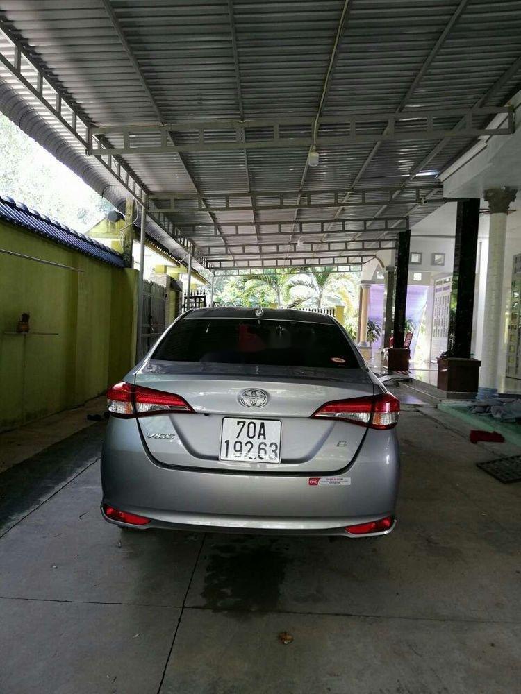 Bán xe Toyota Vios sản xuất 2019, 500tr xe nguyên bản (5)