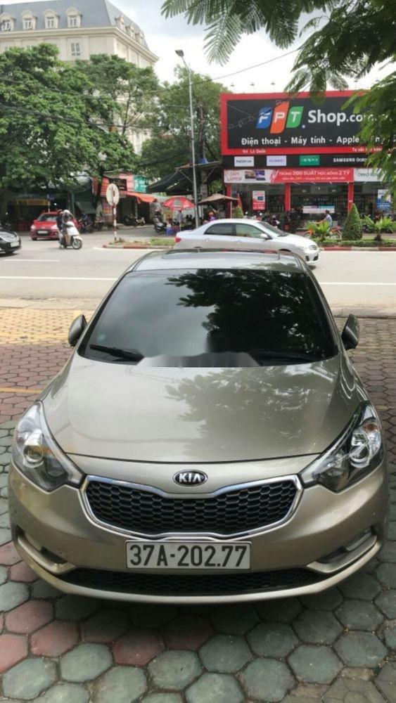 Bán xe cũ Kia K3 sản xuất 2016, số tự động (1)