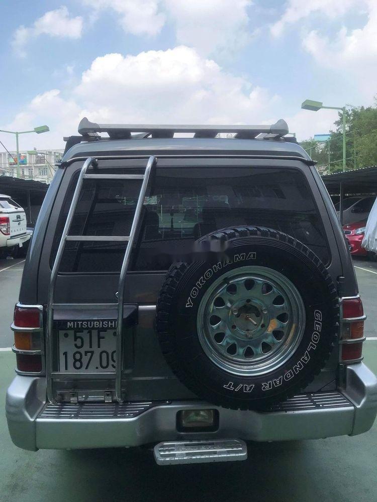 Bán Mitsubishi Pajero 2003, xe nhập xe gia đình (9)
