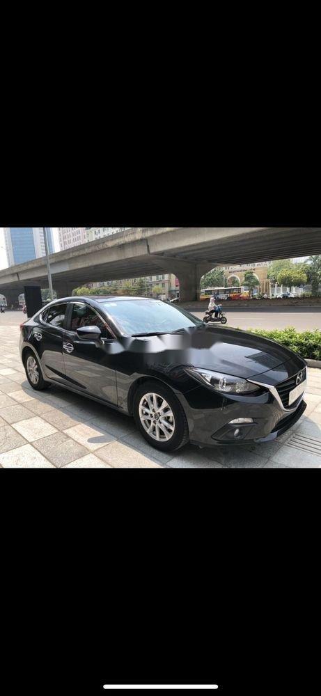 Bán Mazda 3 năm 2018, màu đen, giá tốt (4)