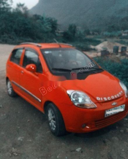 Bán ô tô Chevrolet Spark LT 0.8 MT đời 2010, màu đỏ giá tốt (1)