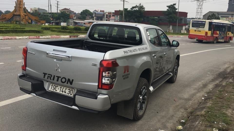 Cần bán lại xe Mitsubishi Triton 4.4 AT đời 2019, xe nhập (4)