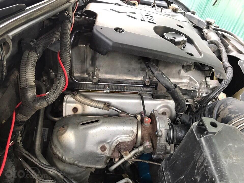 Cần bán Mitsubishi Triton đời 2010, màu xám (ghi), nhập khẩu (7)