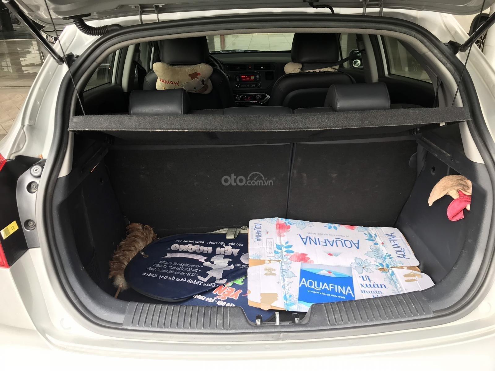 Bán xe Kia Rio năm sản xuất 2012, màu bạc, nhập khẩu, giá tốt (10)