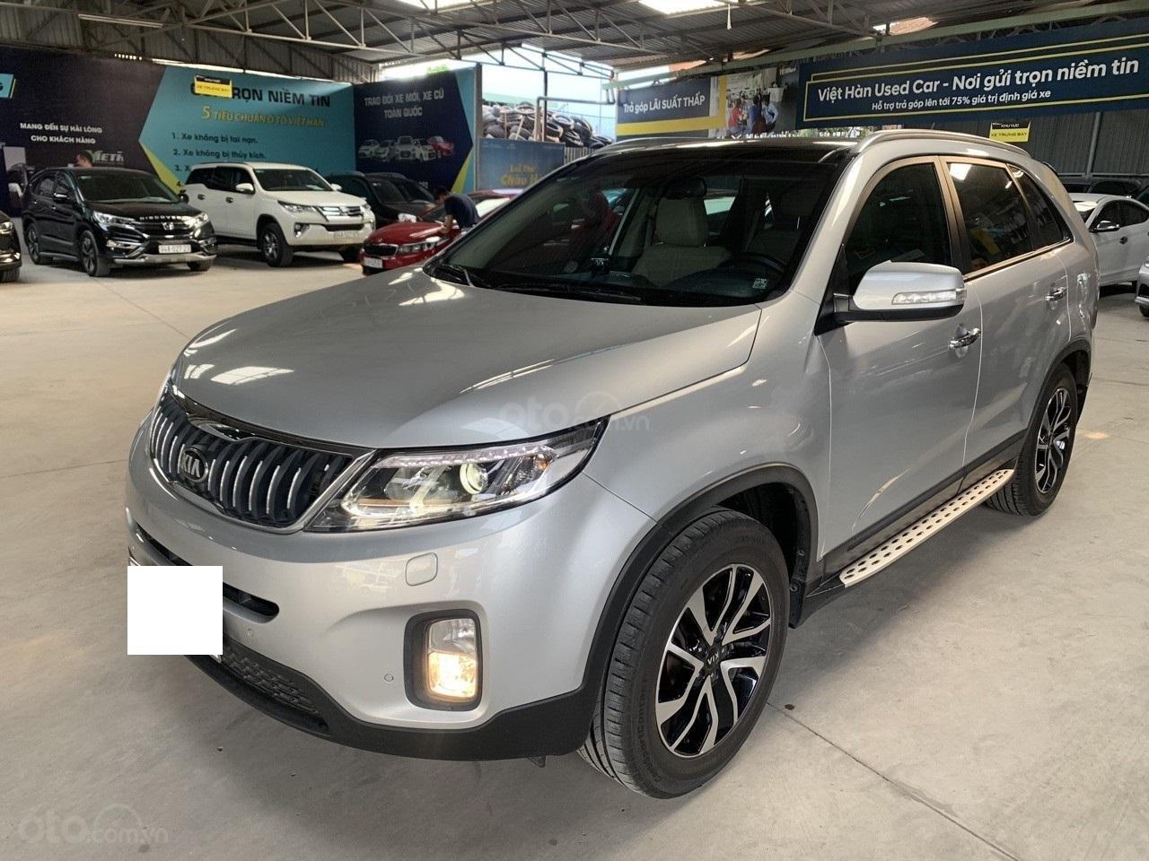 Kia Sorento DATH 2.2AT, Full dầu, 2018 Form mới (2)