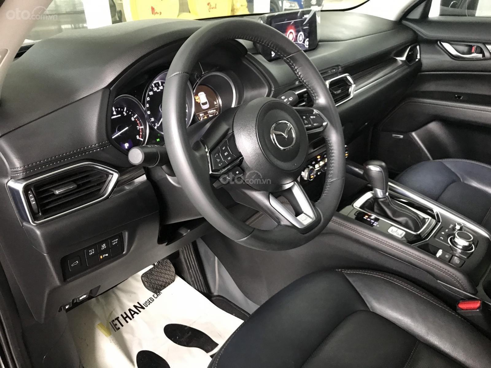 Bán xe Mazda CX5 2.5AT đời 2018, màu đen, mới 99% (5)