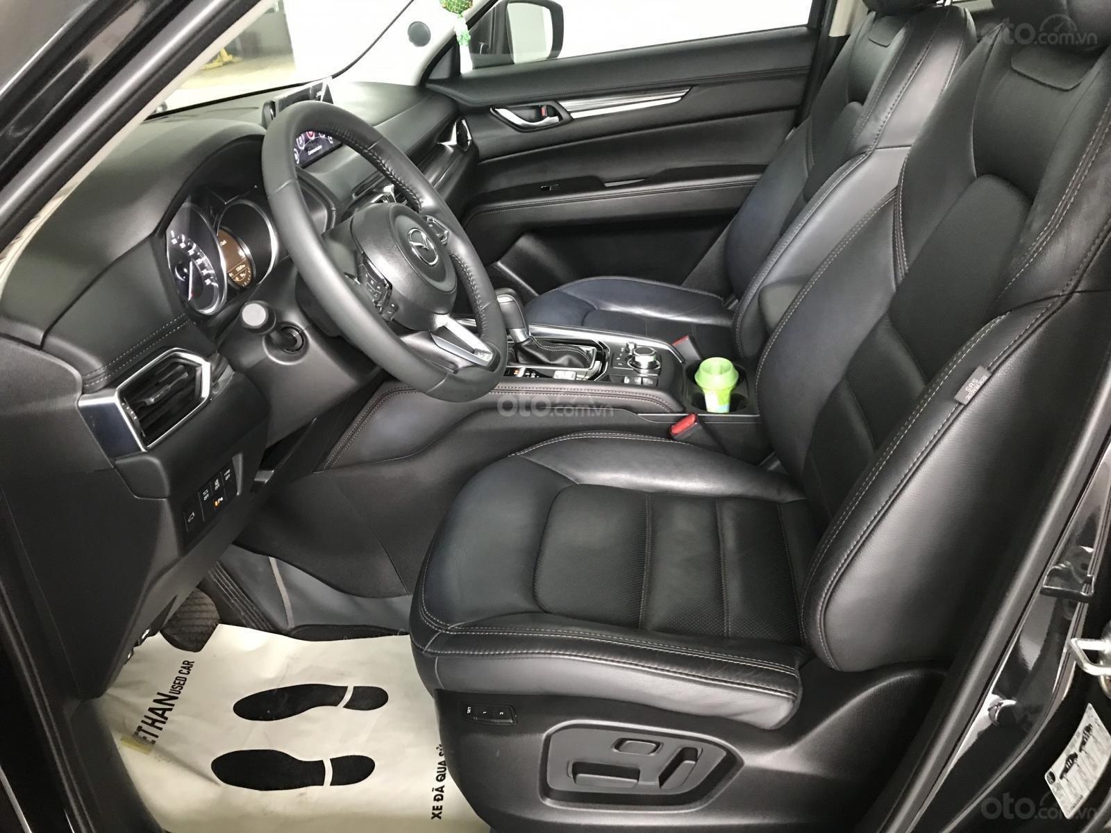 Bán xe Mazda CX5 2.5AT đời 2018, màu đen, mới 99% (7)