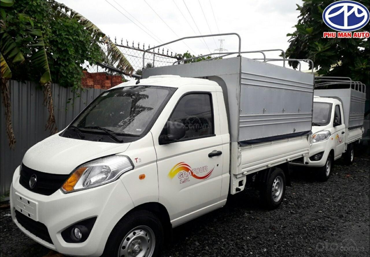 Báo giá xe tải Thaco 990kg đời mới, hỗ trợ thủ tục cho vay lãi suất thấp (1)