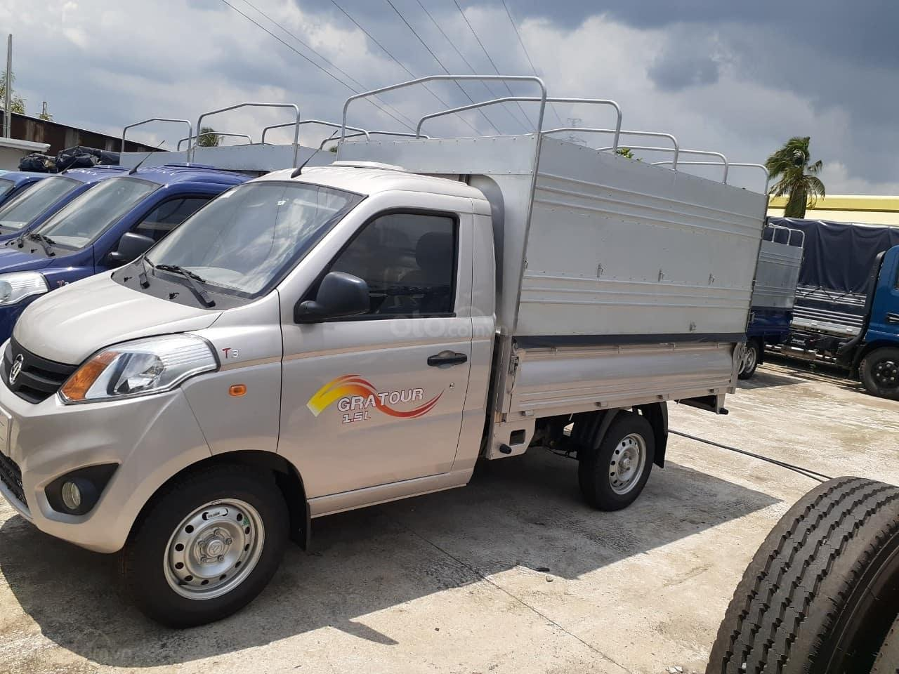 Báo giá xe tải Thaco 990kg đời mới, hỗ trợ thủ tục cho vay lãi suất thấp (2)