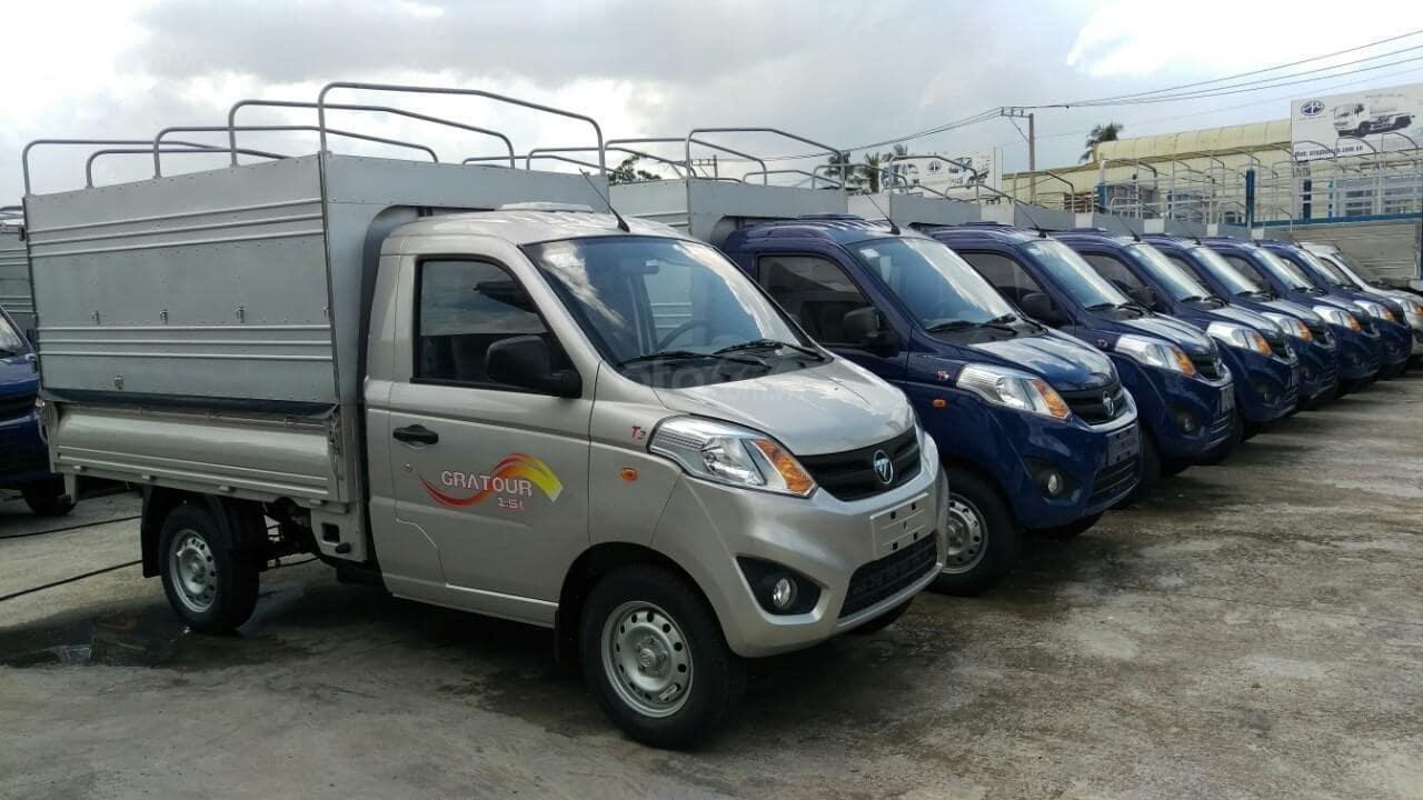Báo giá xe tải Thaco 990kg đời mới, hỗ trợ thủ tục cho vay lãi suất thấp (4)