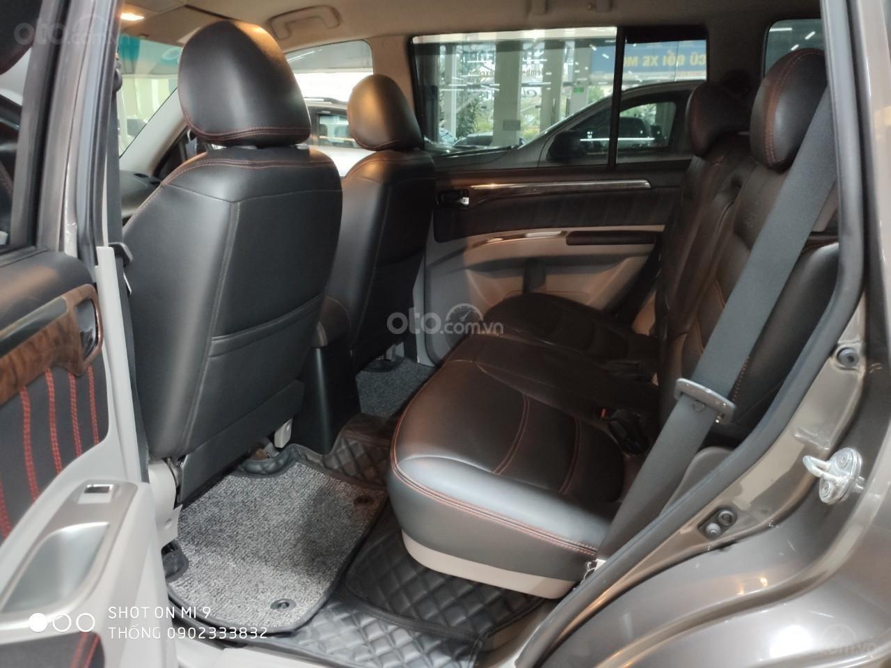 Bán xe Mitsubishi Pajero Sport đời 2011, màu nâu, xe nhập (2)