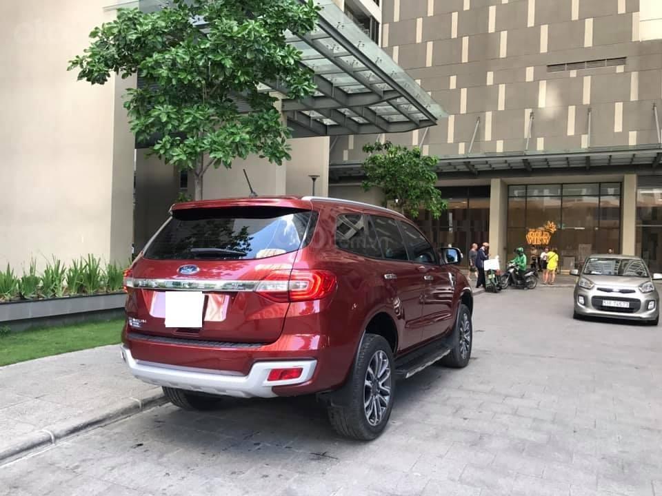Ford Everet Titanium 4x2 AT sản xuất 2018, màu đỏ tên tư nhân (4)