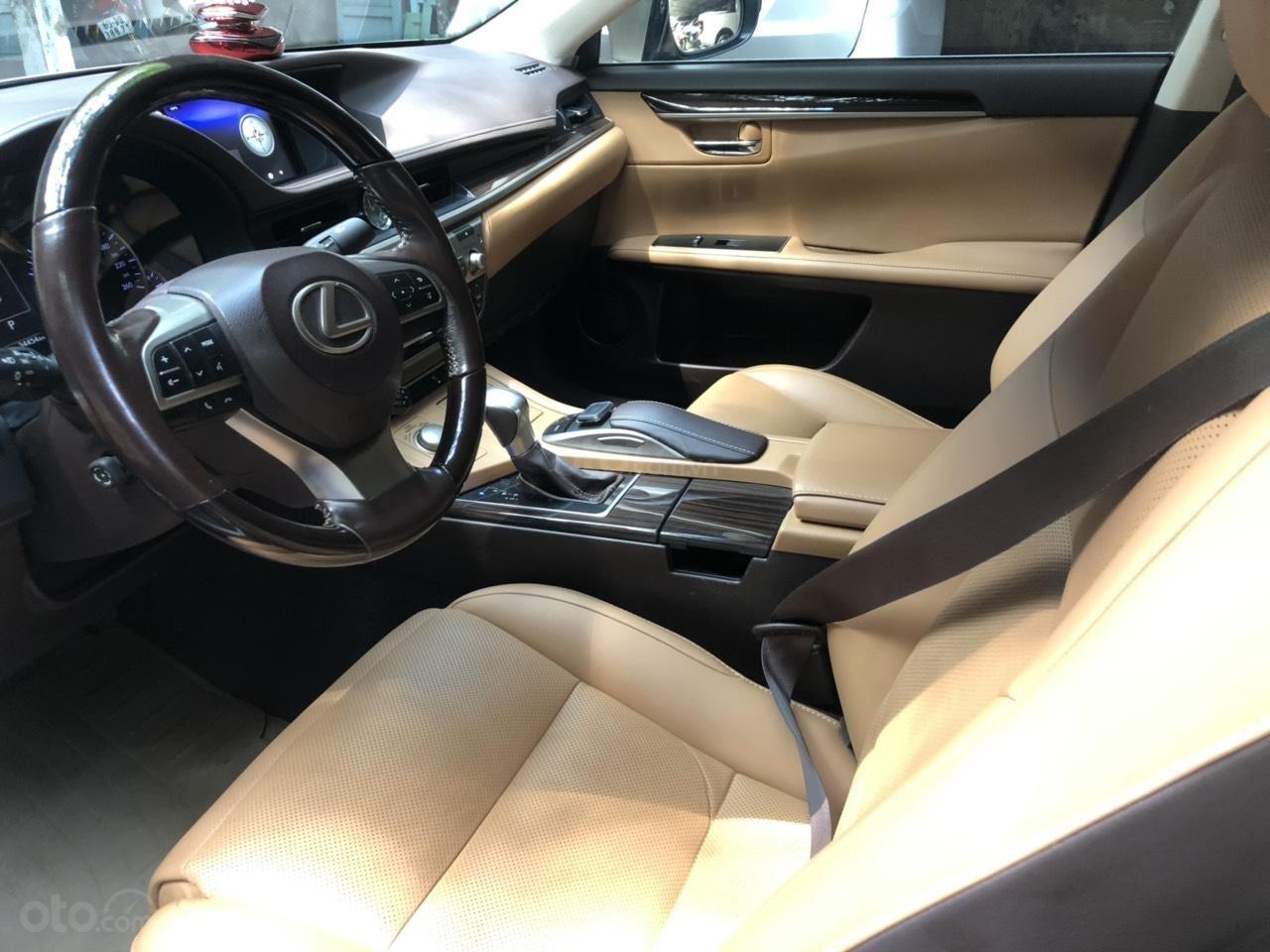 [0938193273] Lexus ES250 nâu vàng model 2017 rất mới (4)