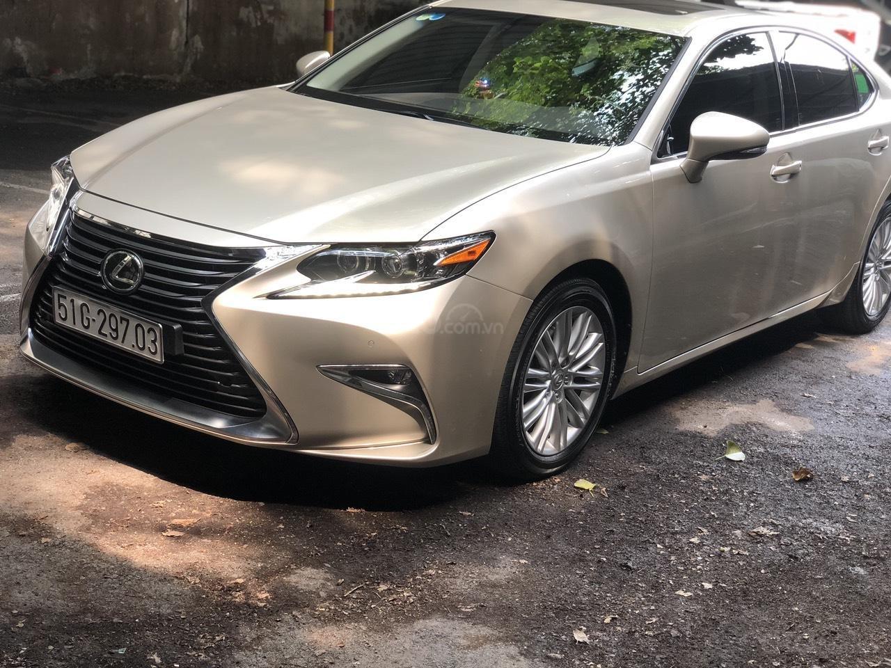 [0938193273] Lexus ES250 nâu vàng model 2017 rất mới (2)