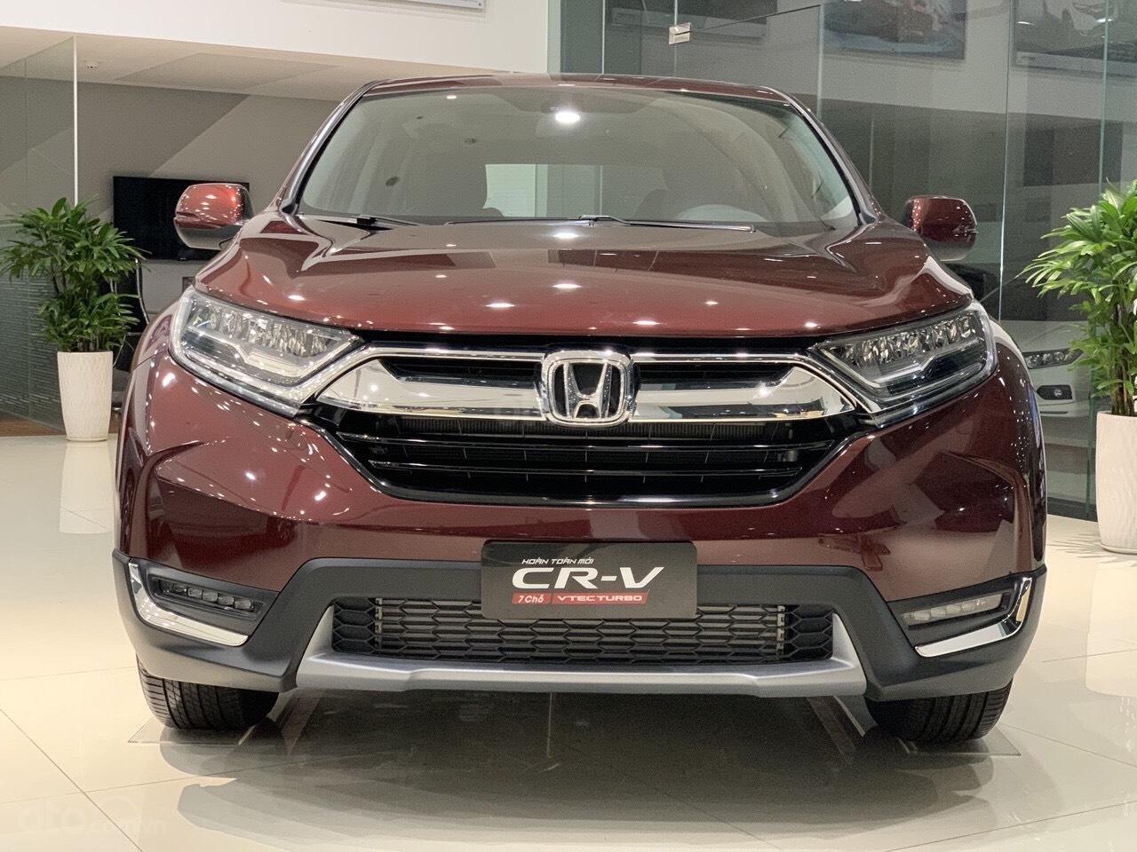 Honda Crv 2019 nhập khẩu từ Thái Lan ưu đãi cực khủng (5)