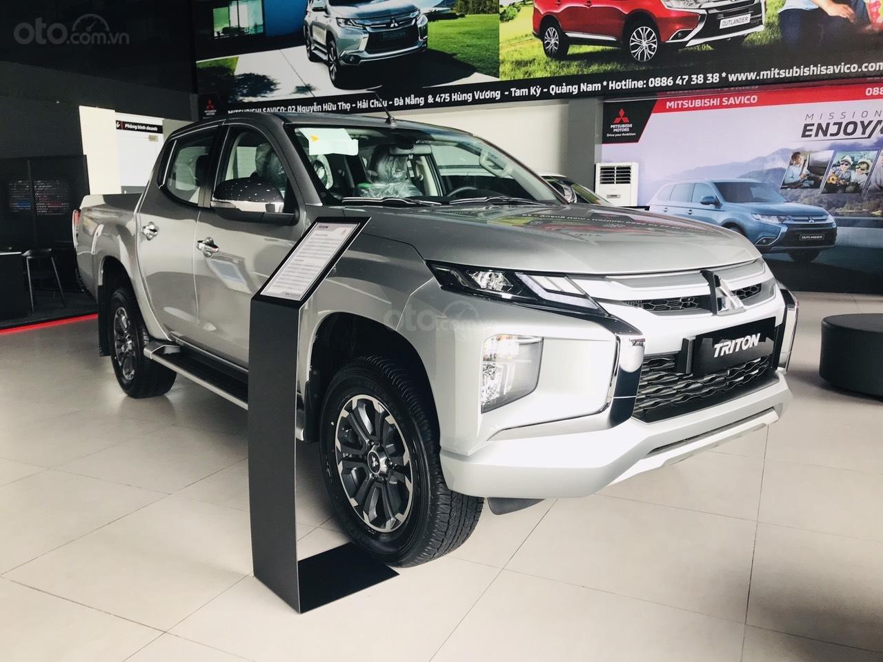 Mitsubishi Triton 2020 ông vua bán tải mới (1)