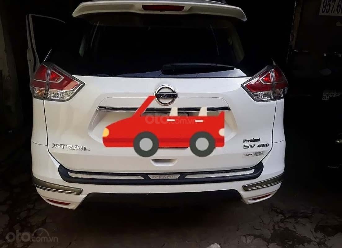 Cần bán lại xe Nissan X trail Premuim 2018, màu trắng, giá chỉ 860 triệu (2)