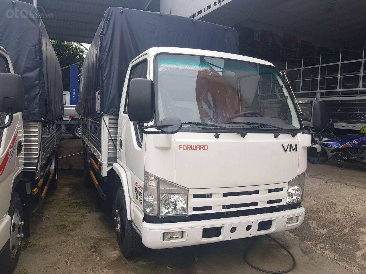 Xe Isuzu 3t49 VM-100Tr nhận xe - Có sẵn Showroom (1)