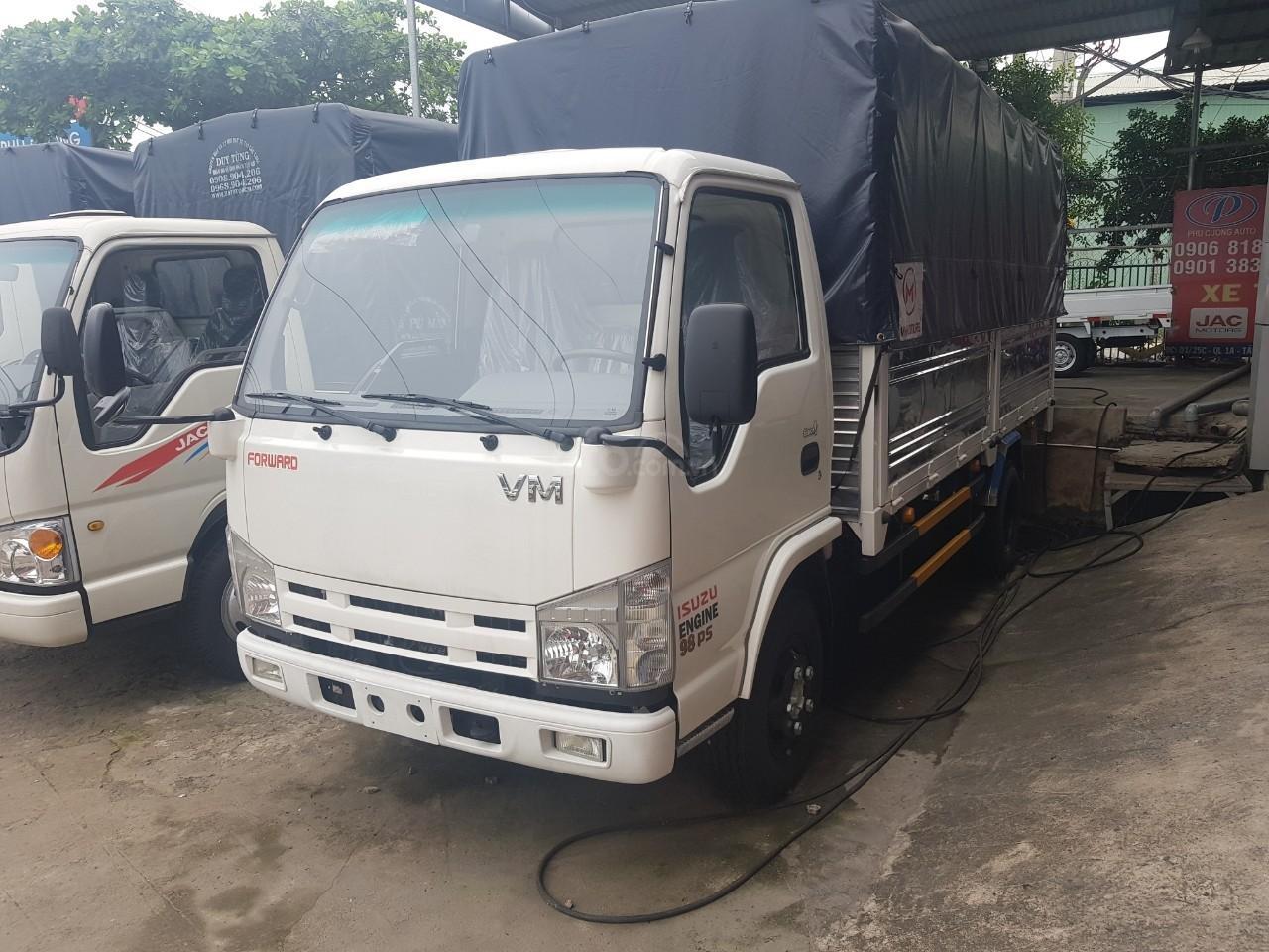Xe Isuzu 3t49 VM-100Tr nhận xe - Có sẵn Showroom (4)