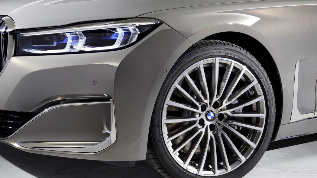 Đánh giá xe BMW 7-Series 2020 - mâm bánh