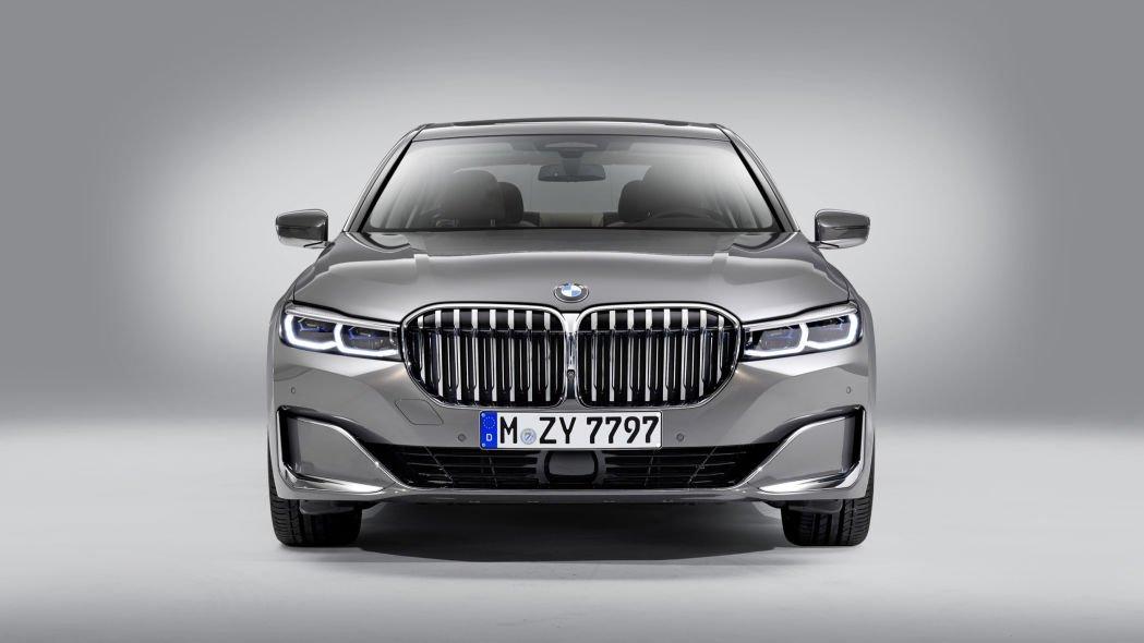Đánh giá xe BMW 7-Series 2020 về đầu xe.