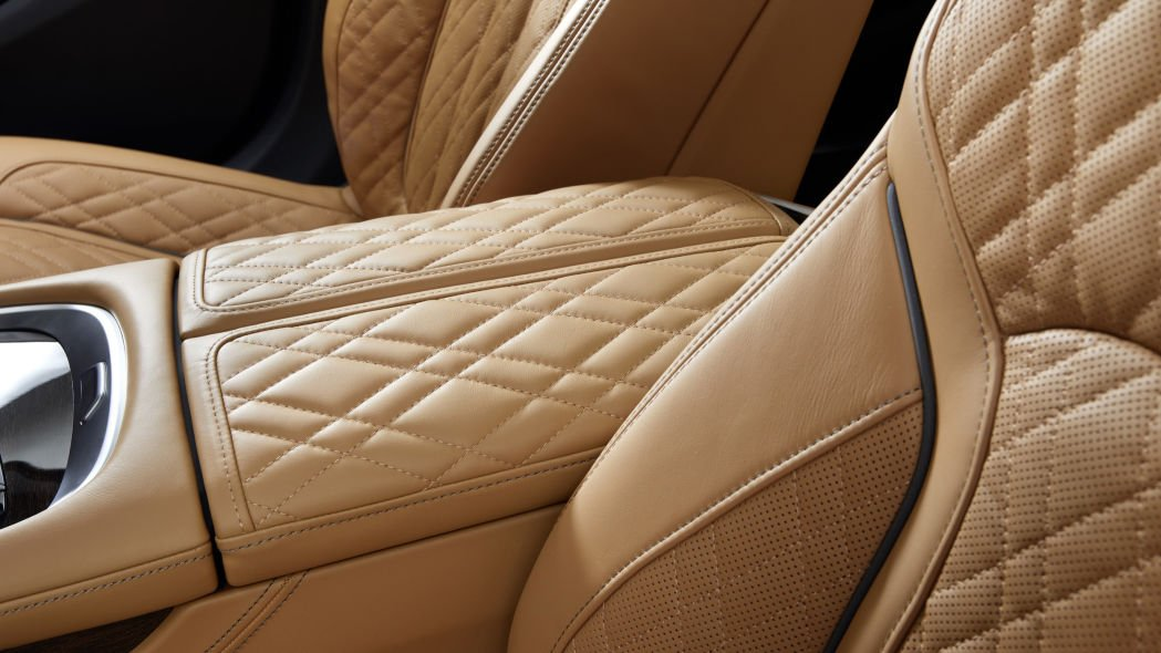 Đánh giá xe BMW 7-Series 2020 về hệ thống ghế ngồi.