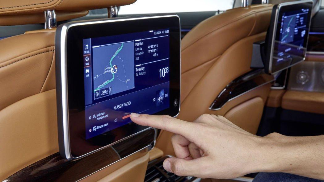 Đánh giá xe BMW 7-Series 2020 về trang bị tiện nghi