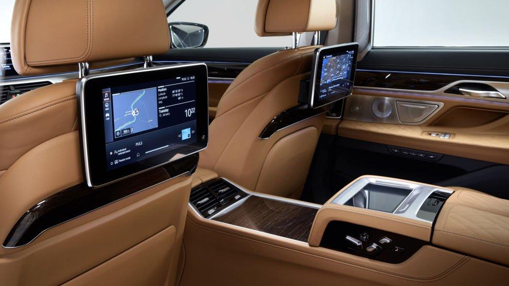 Đánh giá xe BMW 7-Series 2020 về trang bị tiện nghi,