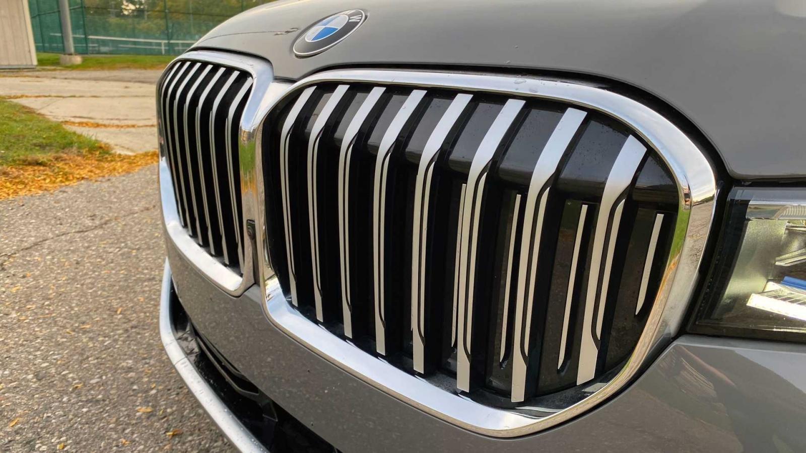 Đánh giá xe BMW 7-Series 2020 về đầu xe - ảnh 2...