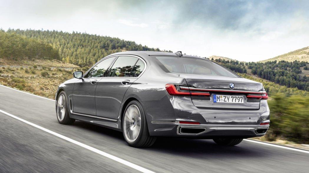 Đánh giá xe BMW 7-Series 2020 về cảm giác lái.