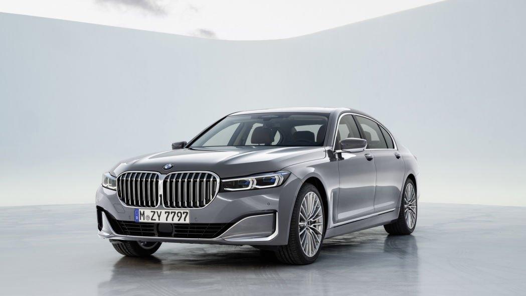 Đánh giá xe BMW 7-Series 2020.