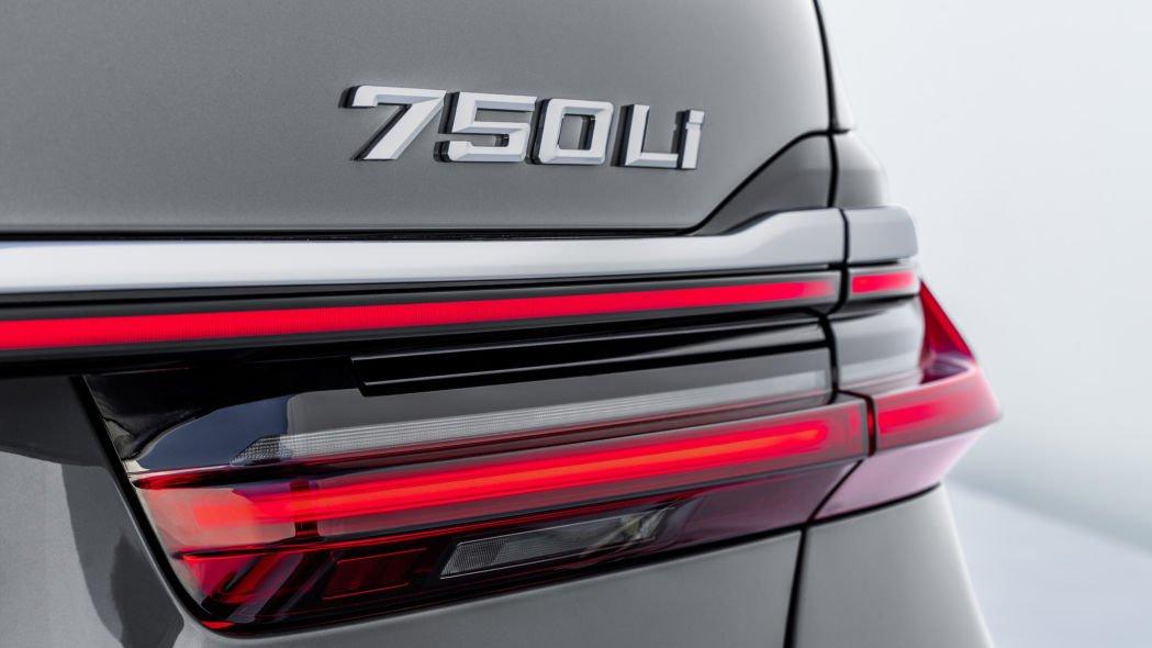 Đánh giá xe BMW 7-Series 2020 về đuôi xe - đèn hậu
