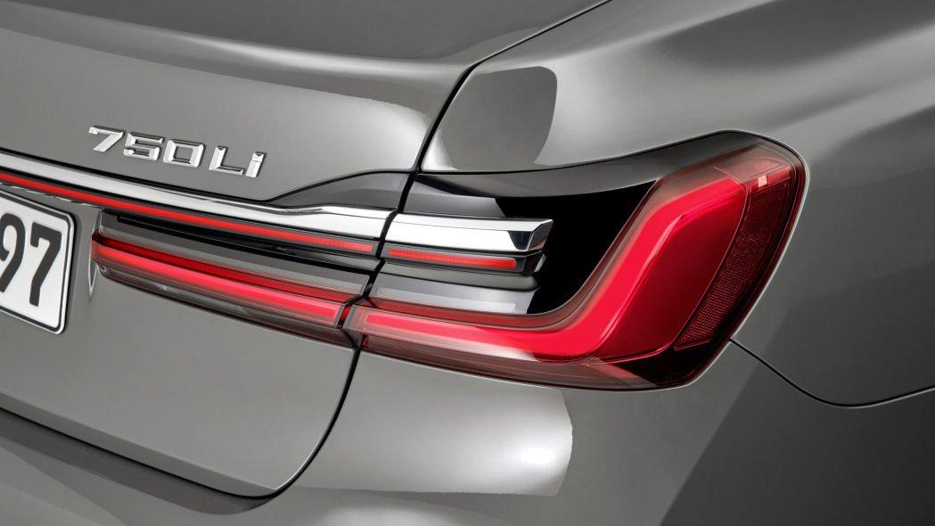 Đánh giá xe BMW 7-Series 2020 đèn hậu 2