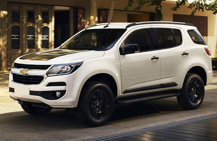 Chevrolet Trailblazer.