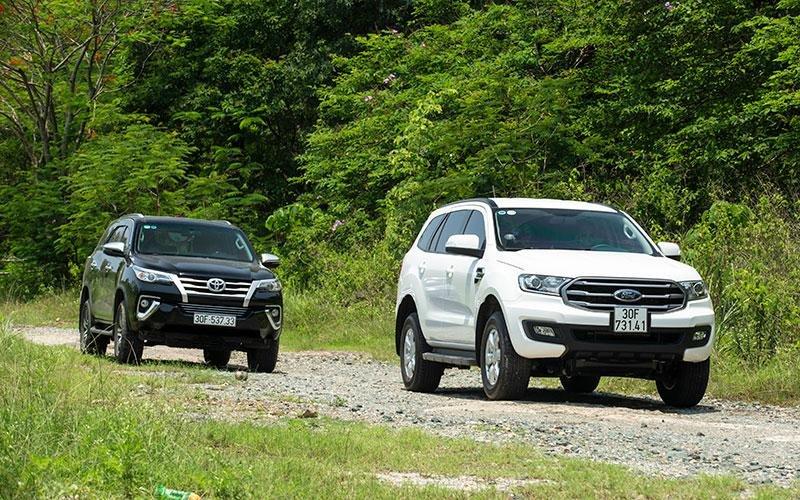 Xe SUV 5 chỗ giá rẻ: Chọn Ford EcoSport hay Hyundai Kona a1