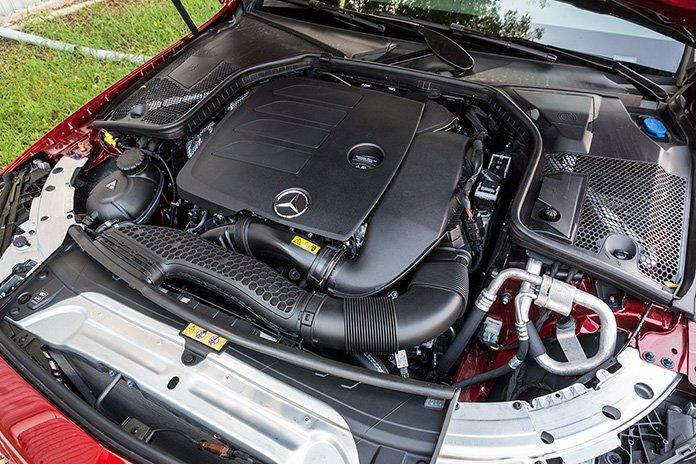 Thông số kỹ thuật xe Mercedes-Benz C300 2020 a5