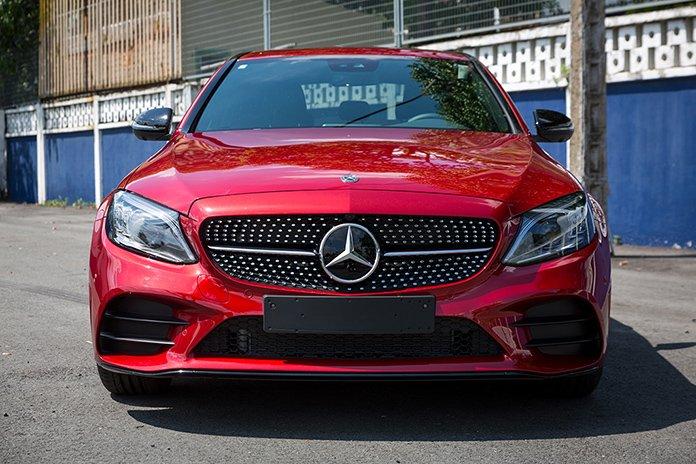 Thông số kỹ thuật xe Mercedes-Benz C300 2020 a2