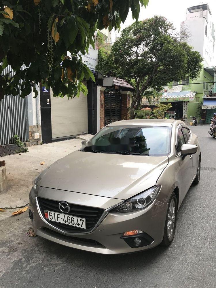 Cần bán Mazda 3 đời 2016, xe nguyên bản (1)