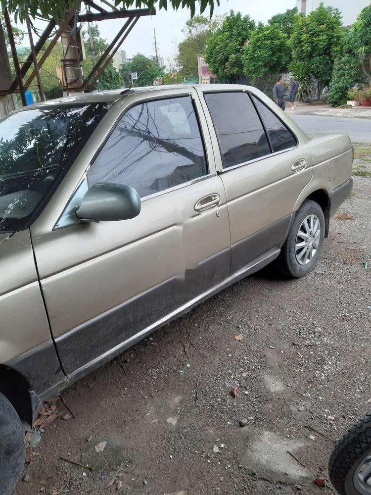 Bán xe Nissan 100NX năm sản xuất 1992, màu xám, nhập khẩu (6)